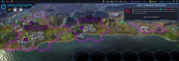 Civ: Beyond Earth Review  Power System