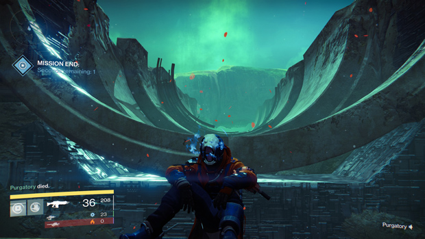 Destiny Review Scenic