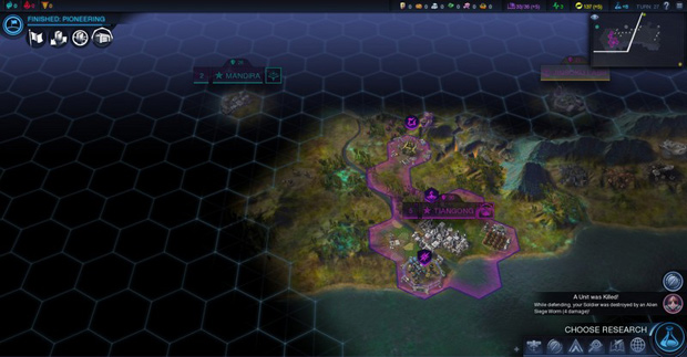 Civ: Beyond Earth Review Slain