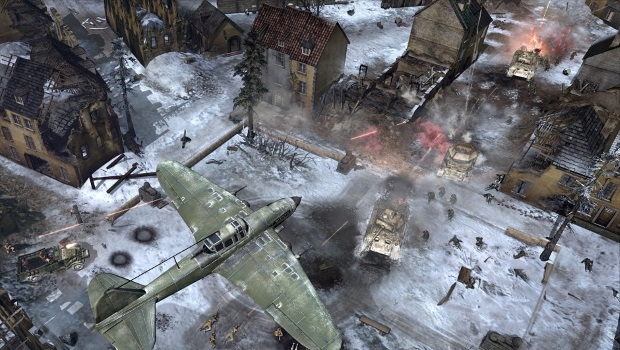 CoH2 Ardennes Assault Screen