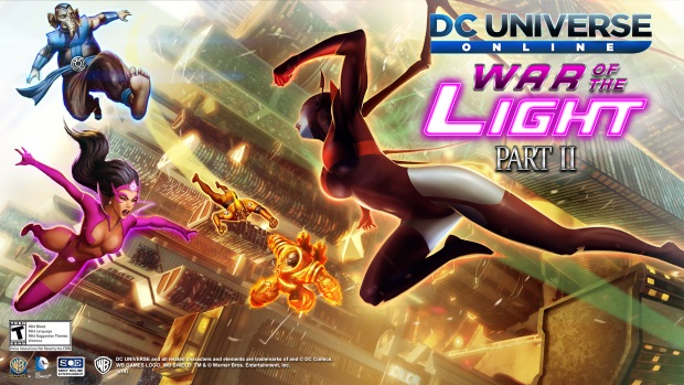 DCUO War of the Light Part II
