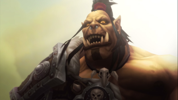 Warlords of Draenor Datface