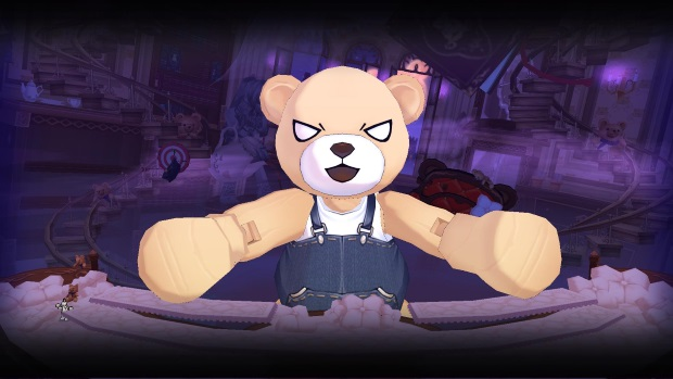 Elsword Teddy Bear Dungeon