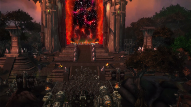 Warlords of Draenor Gate