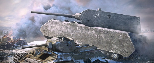 World of Tanks 360 Maus Update