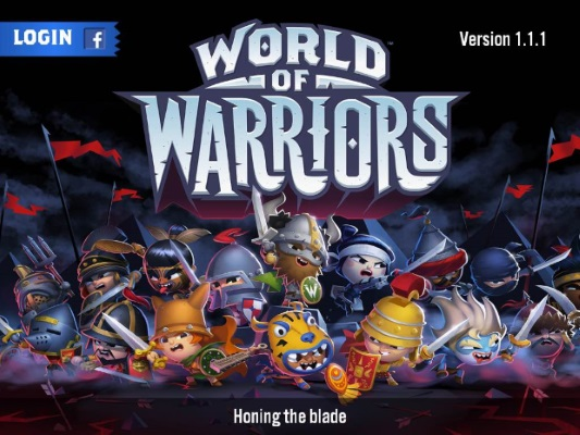 World of Warriors 1