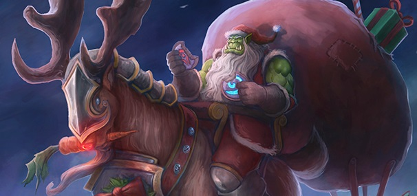 Blizz Holiday Familiar