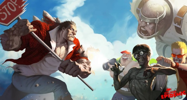 Dead Island Epidemic obt splash