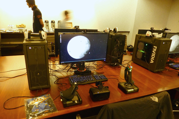 Elite: Dangerous Press Setup