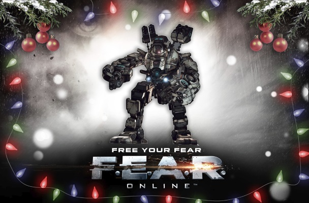 FEAR Mechry Christmas