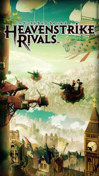 Heavenstrike Rivals Key Art