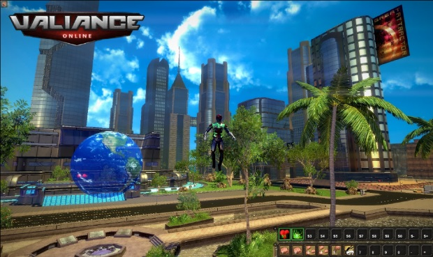 Valiance Online Steam