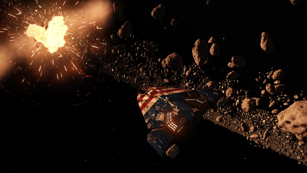 Elite Dangerous Patriotic