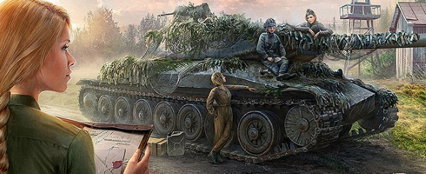 World of Tanks Personal Missions