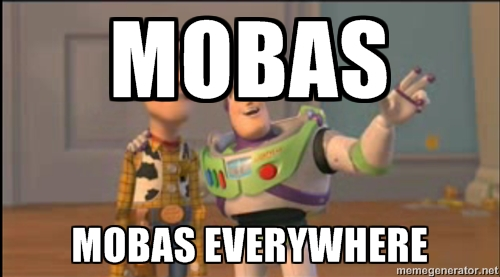 mobas everywhere
