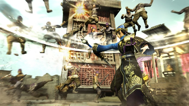 Dynasty Warriors 8 Free Edition
