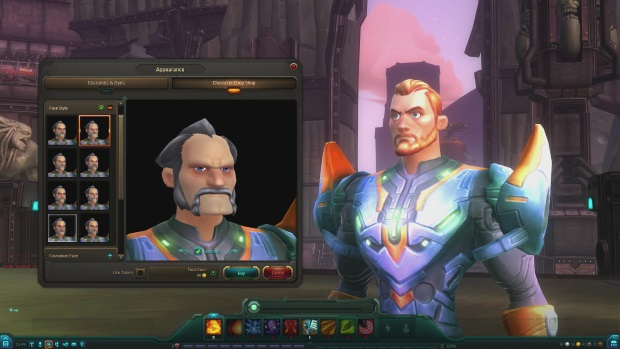 WildStar Barber Shop