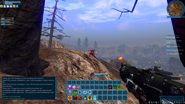 The Repopulation Early Access Action Mode