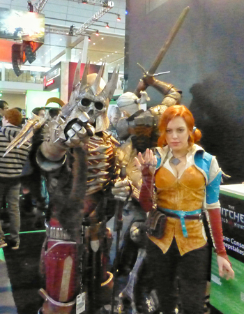 PAXEasts2015CosplayWitcher