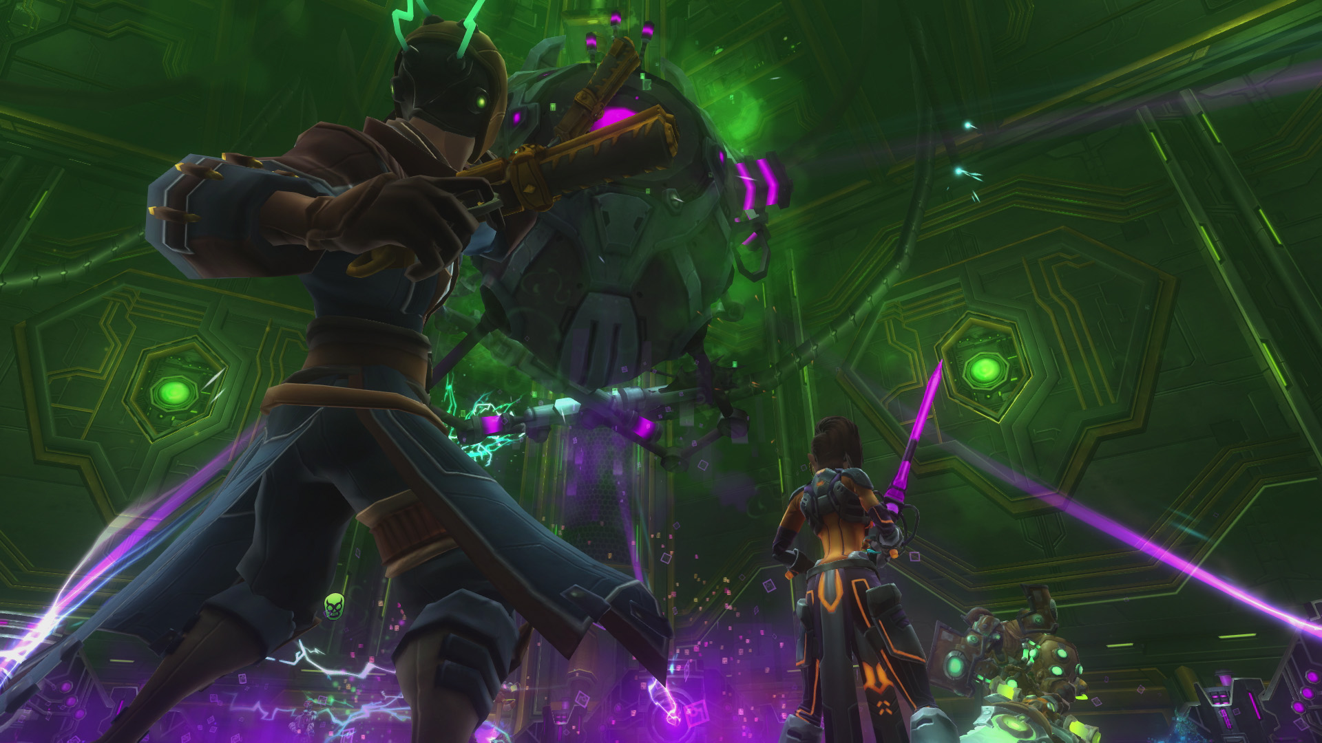 WildStar Casual Raid