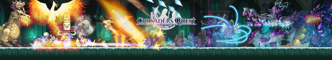 Conquer the Frozen Tundra in Crusaders Quest