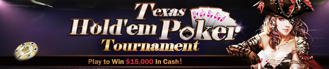Texas Hold Em Tournament