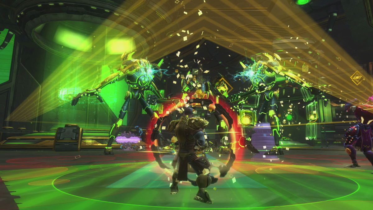 WildStar: Details of Bay of Betrayal Revealed