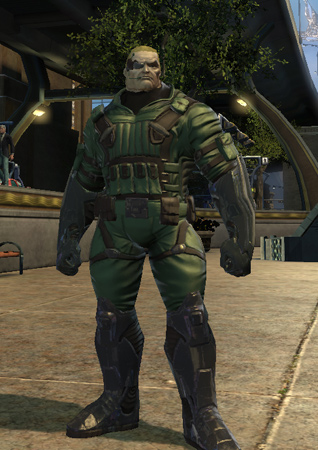 DCUO Munitions Preview