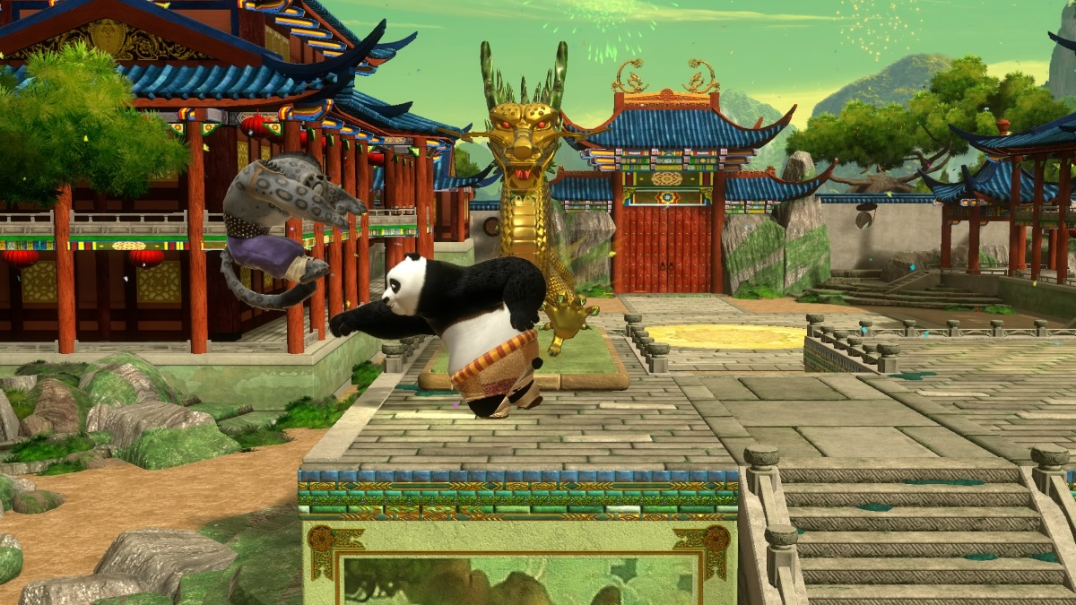 Little Orbit Reveals Kung Fu Panda: Showdown of Legendary Legends