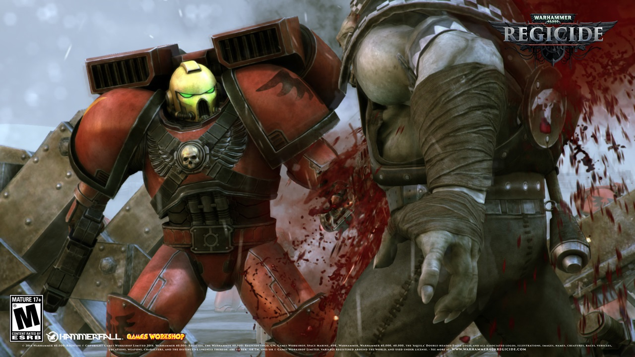 Warhammer 40,000: Regicide Out Now on Steam Early Access