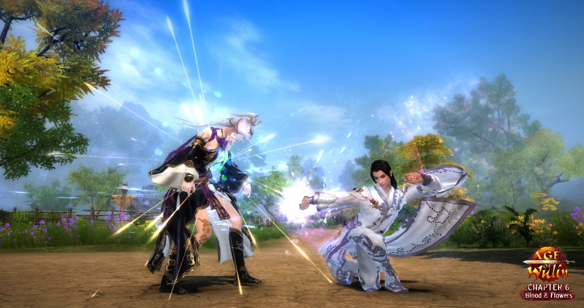 Age of Wulin: New Expansion for June News Header