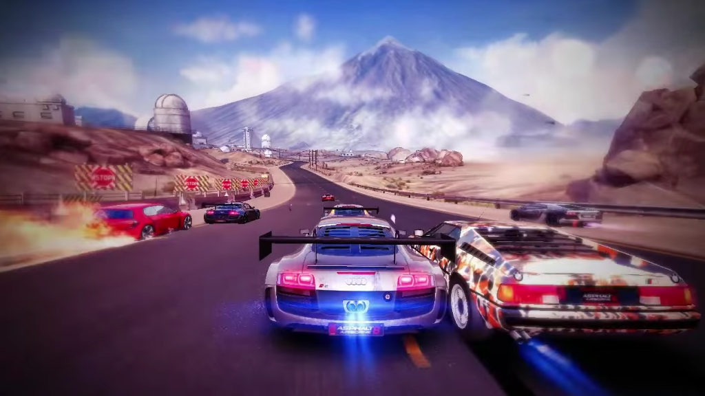 Featured video: Asphalt 8: Airborne – Tenerife Update Trailer