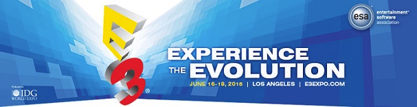 E3 2015 Hosts Record Breaking Year, Announces 2016 Detailsnews header