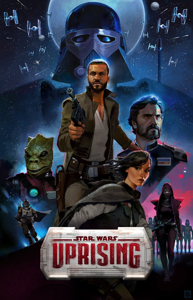 Kabam, Disney, and Lucasfilm Announce Star Wars: Uprising