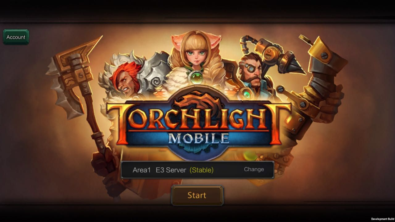 Torchlight Mobile E3 2015