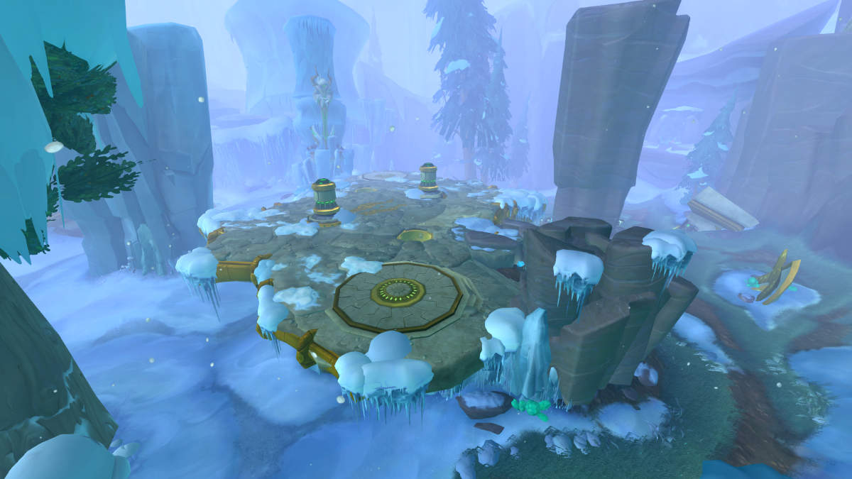 WildStar CryoPlex