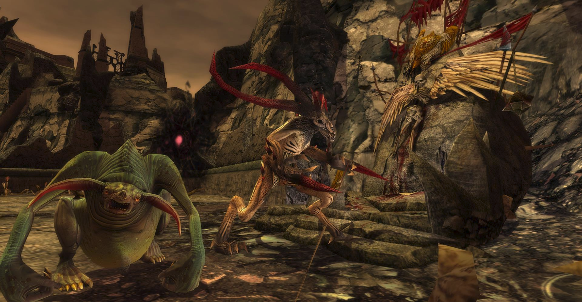 Dungeons & Dragons Online: Update 27 Now Live news header