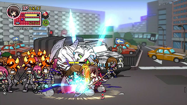 Phantom Breaker: Battle Grounds Overdrive Now Available on PS4 news header