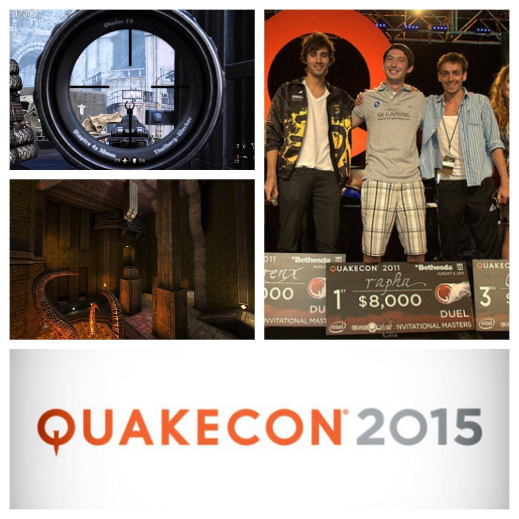 QuakeCon 2015 Official Tournament and QuakeCon Trials Lineup Announced news header