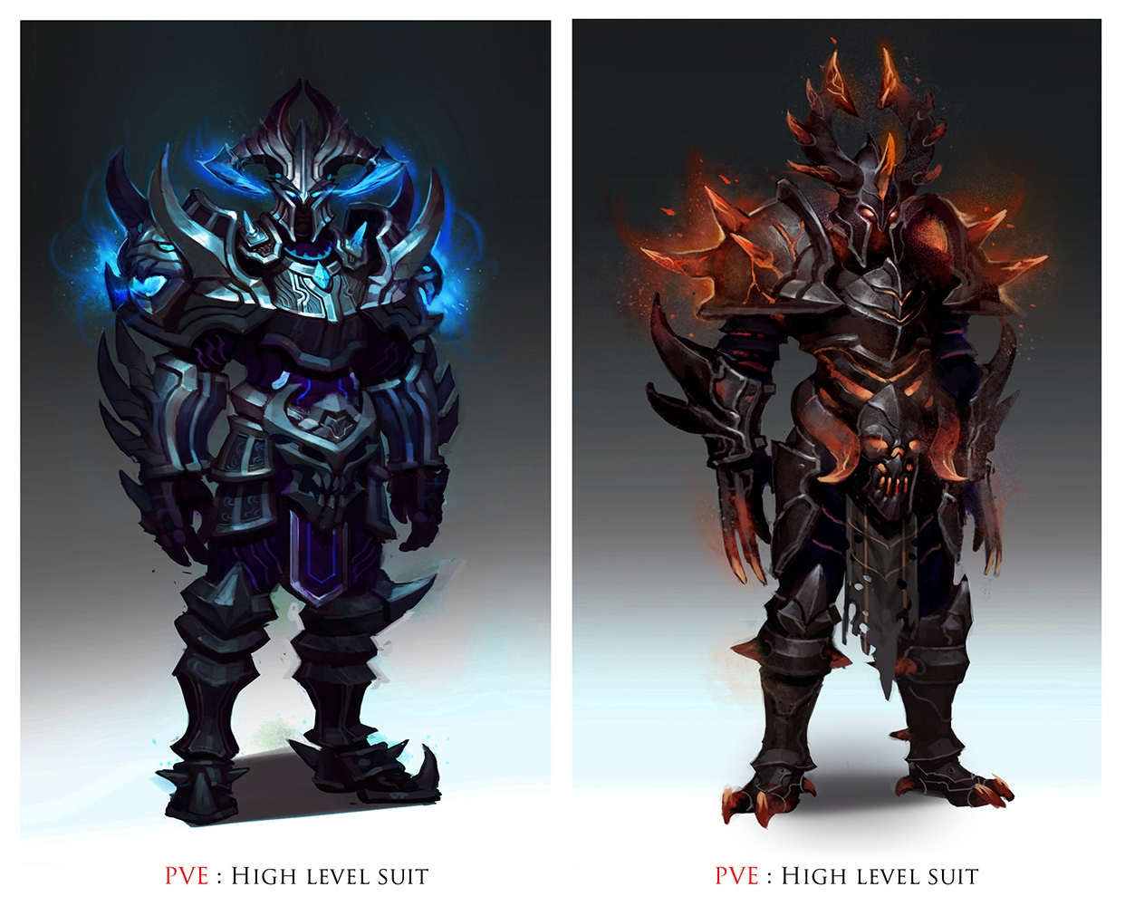 Order & Chaos 2: Redemption Reveals Kratan & Blood Knight concept