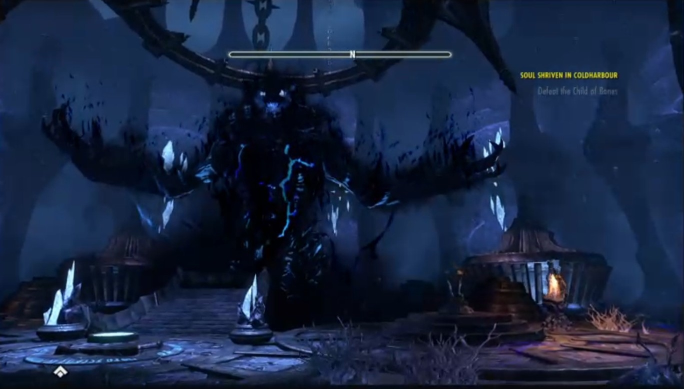 TESO Early Boss