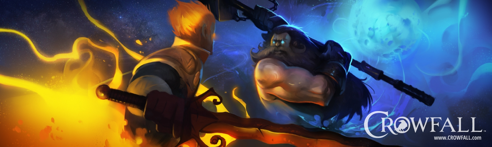 High-Flying Kickstarter Project Crowfall Opens Game Servers in Europe news header