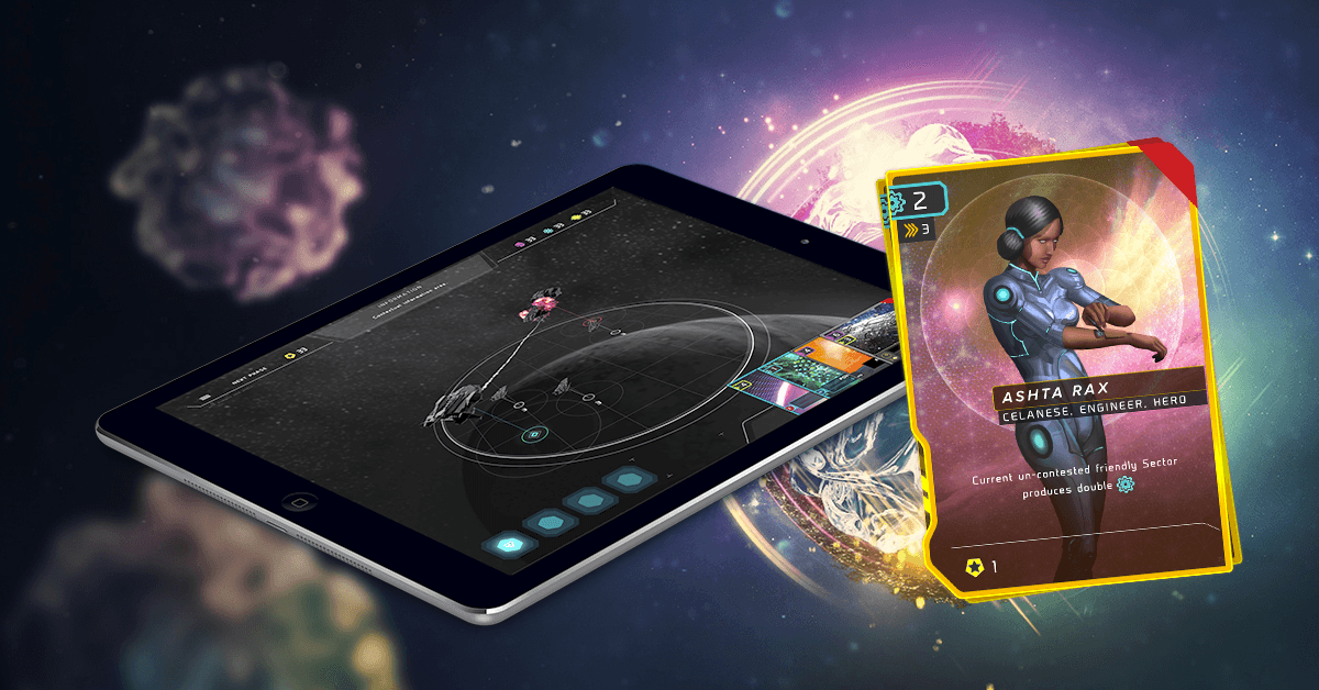 GalaCollider: 4x Strategy Card Game Preview image