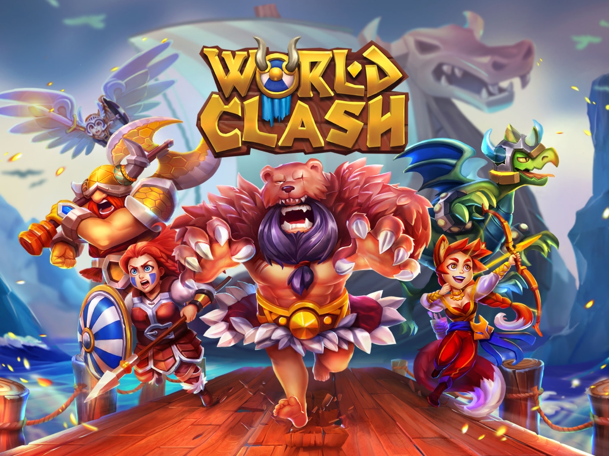 Xyrality publishes a new MMO: World Clash news header