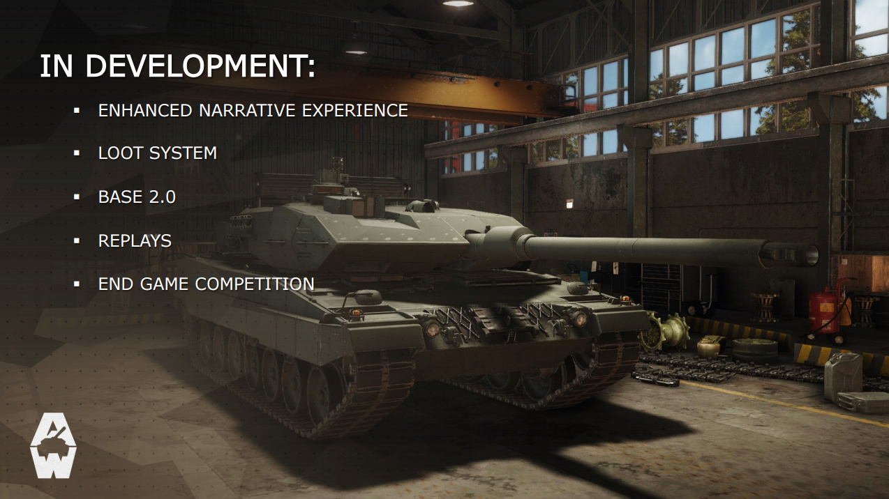 Armored Warfare Development