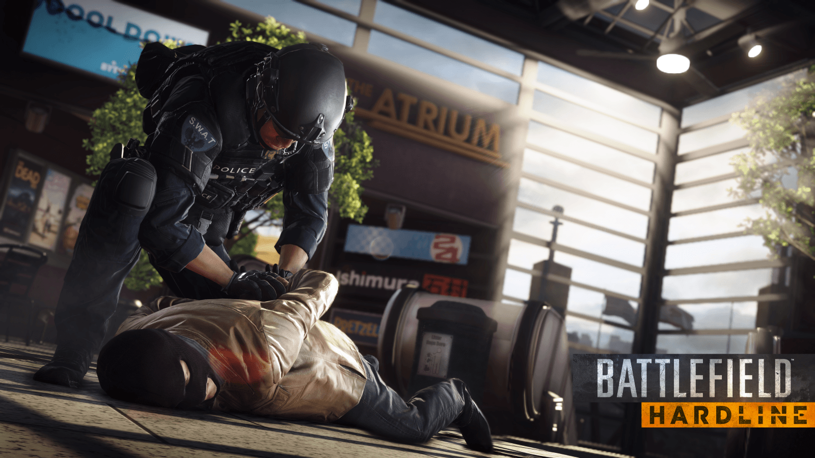 Battlefield Hardline Joins the EA Access Vault news header