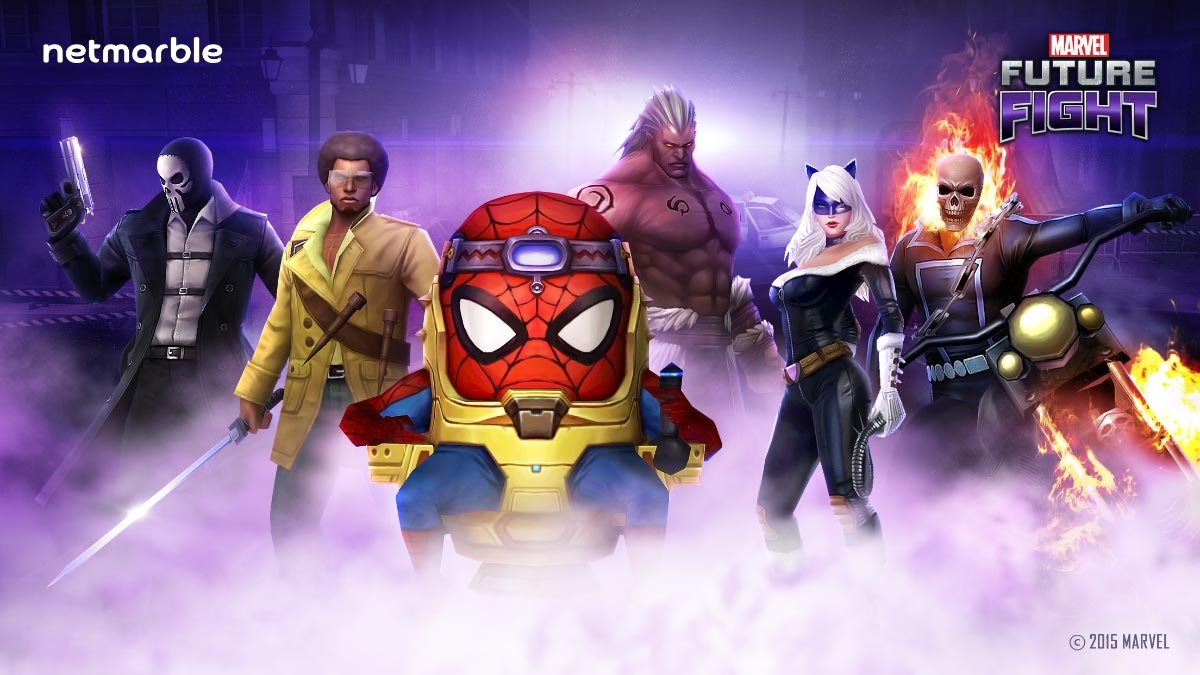 Marvel Future Fight Unveils Frightening New Features news header