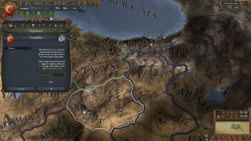 Europa Universalis IV: The Cossacks Confirms Release Date news header