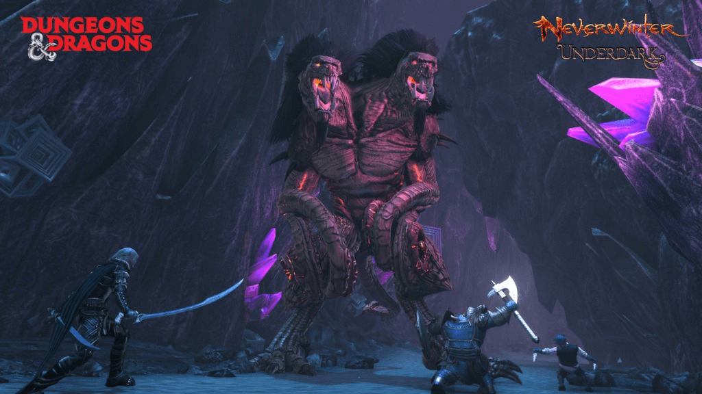 Neverwinter: Underdark Now Available news header