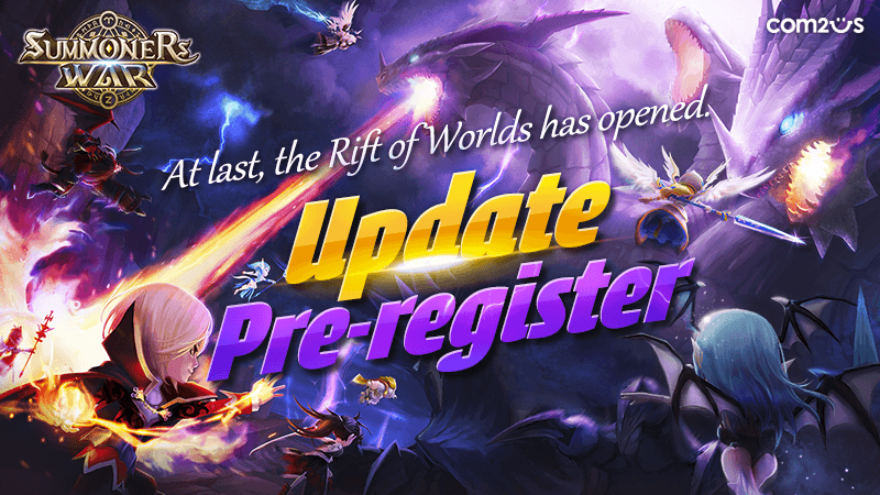 Summoners War to open long-awaited Rift of Worlds news header